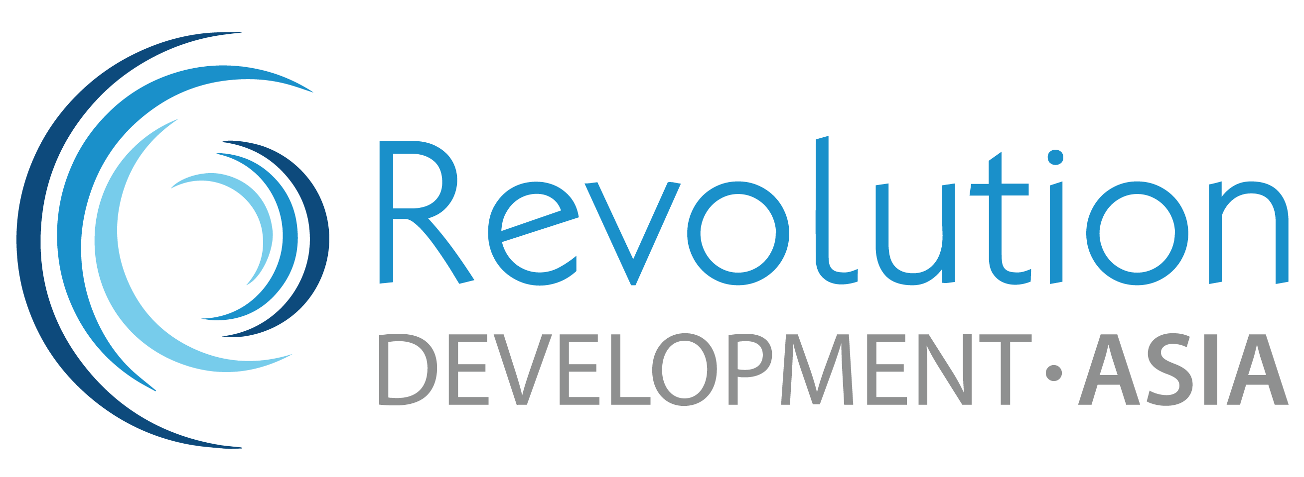 Revolution Development Asia Logo